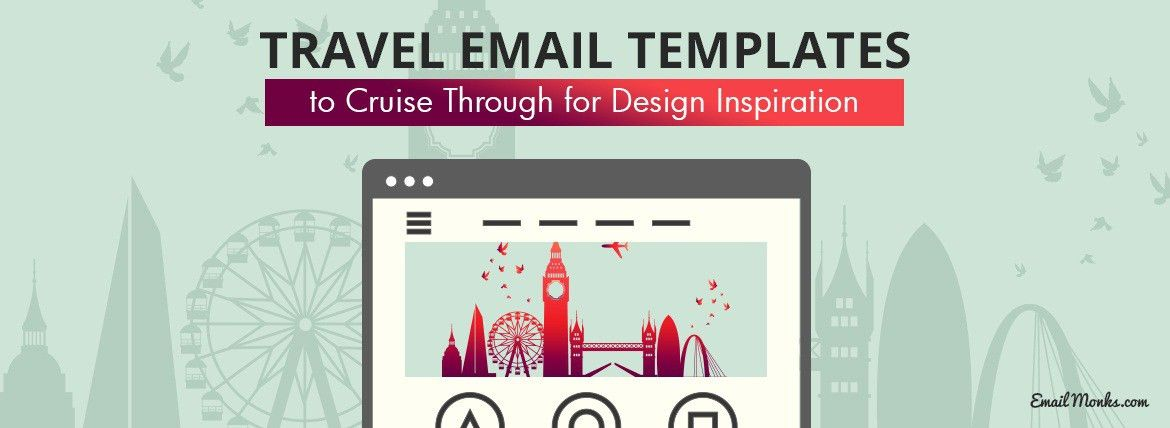 12 Travel Email Templates for Design Inspiration
