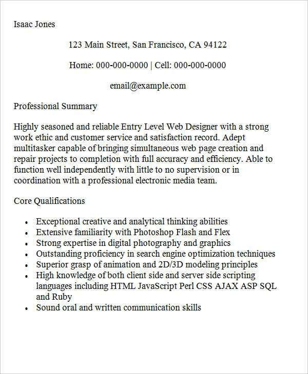 Programmer Resume Template 8 Free Samples Examples Format. Partha .