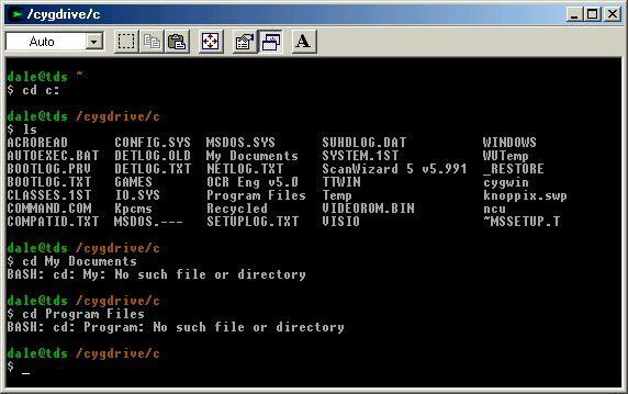 Transporting Files between Linux and Windows LG #116