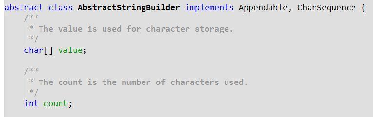 String, StringBuffer and StringBuilder in Java