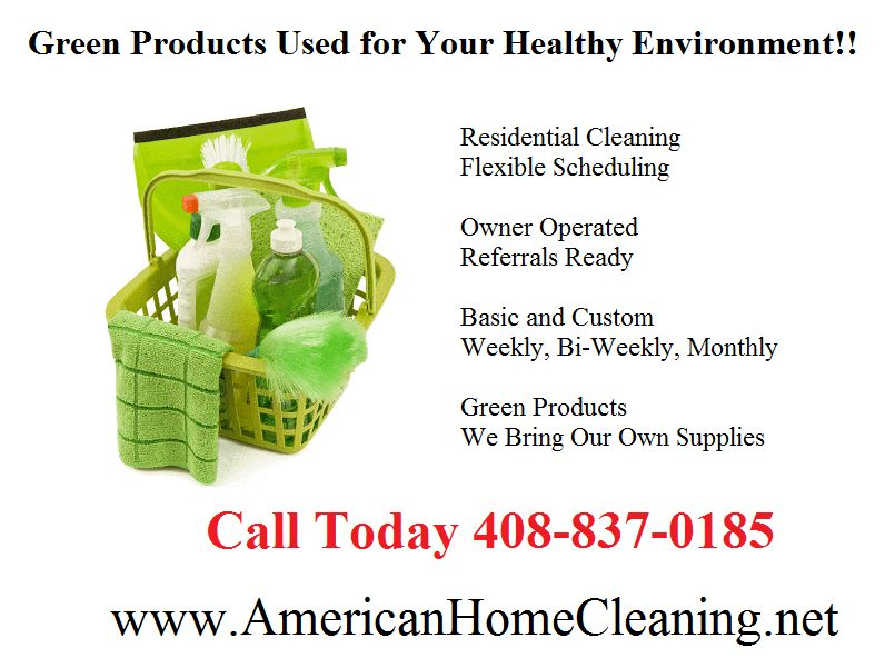 American Home Cleaning - House Cleaning Service Santa Clara CA
