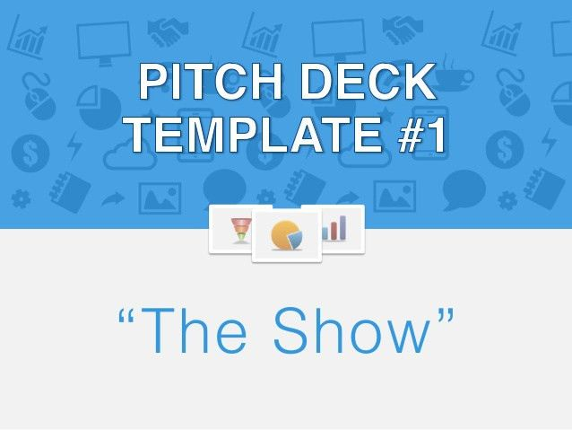 Pitch Deck Templates for Startups