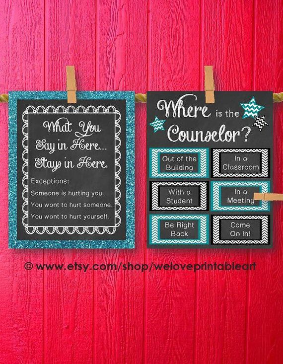 25+ best School counselor door ideas on Pinterest | Counseling ...