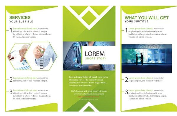 15+ Free Tri Fold Brochure Examples 2016 for download ...