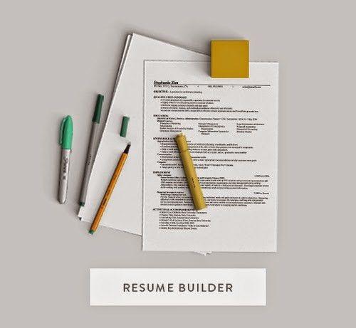 Download Monster Resume Builder   haadyaooverbayresort.com