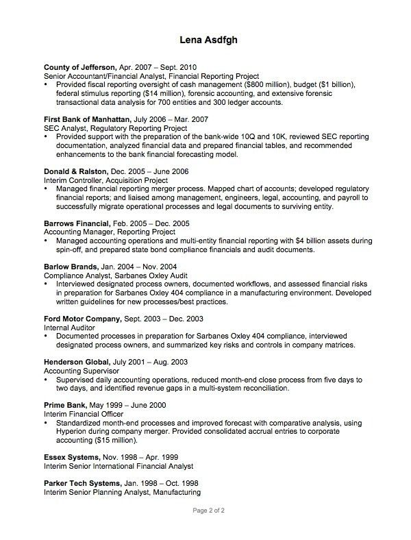 Computer Science Resume Template. Resume Computer Science ...