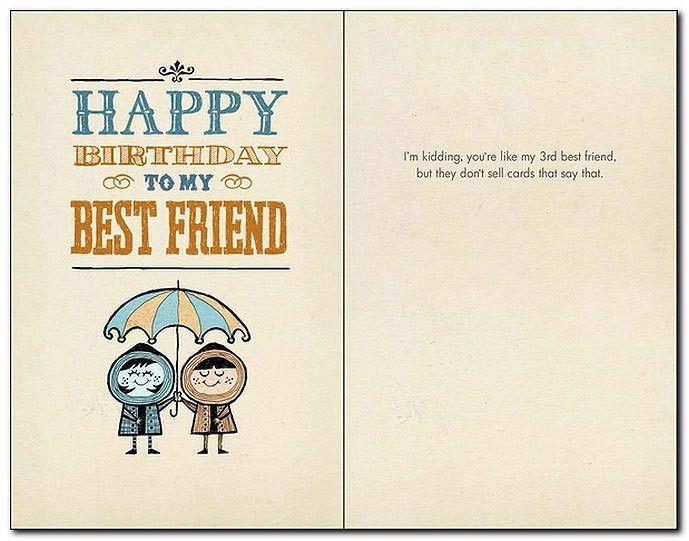 Best Friend Birthday Cards – gangcraft.net