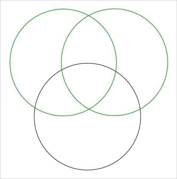 36+ Venn Diagram Templatees | Free & Premium Templates | Free ...