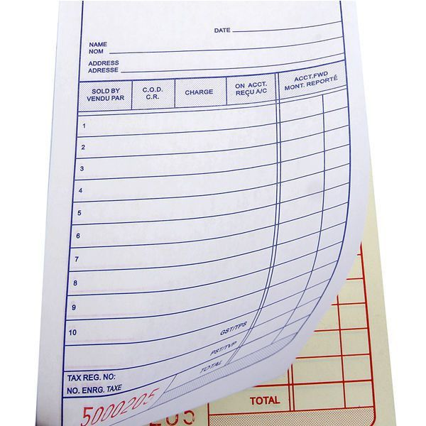Duplicate Delivery Invoice Sample Delivery Order Form   Buy Sample .