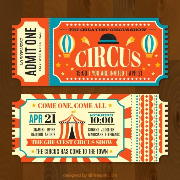 Admit One Vectors, Photos and PSD files | Free Download