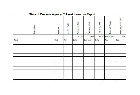 5+ IT Spreadsheet Templates- Free Excel, PDF Documents Download ...