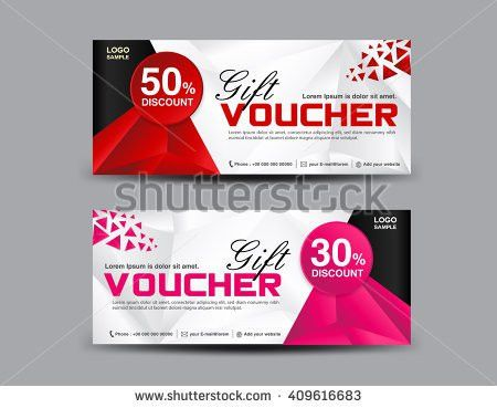 Voucher Design Stock Images, Royalty-Free Images & Vectors ...