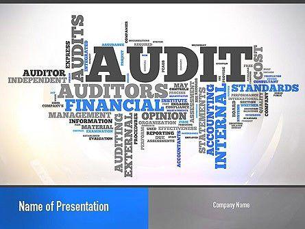 Audit Presentation Template - Tomyads.info