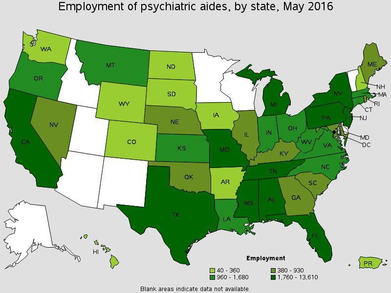 Psychiatric Aides