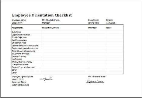checklist' in Collection of Microsoft Word & Excel Templates ...