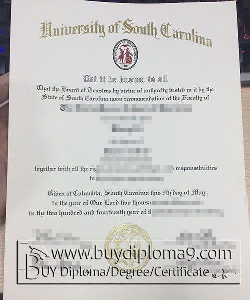 University of south Carolina degree Buy diploma, buy college ...