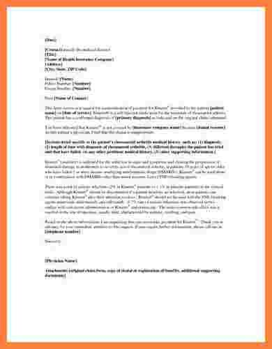 4+ letter of appeal for reconsideration   Appeal Letter 2017