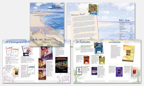 Freelance Graphic Design Sample Portfolio | Catalog Design