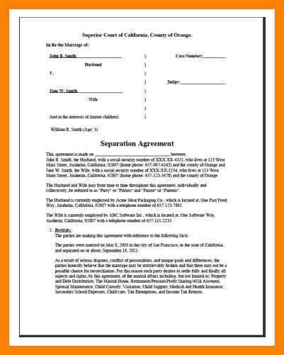 5+ divorce decree sample california | day care receipts