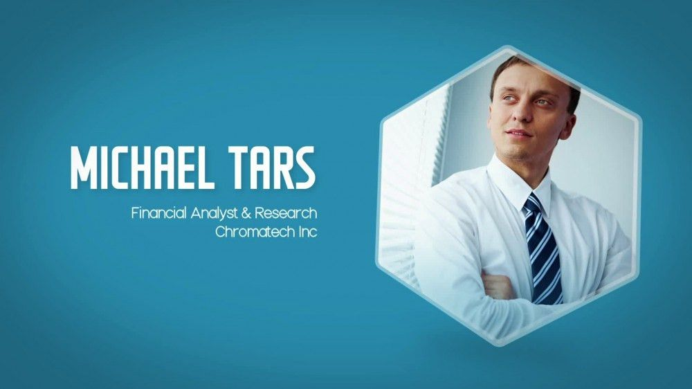 Chromatech: Corporate Slideshow - After Effects Template