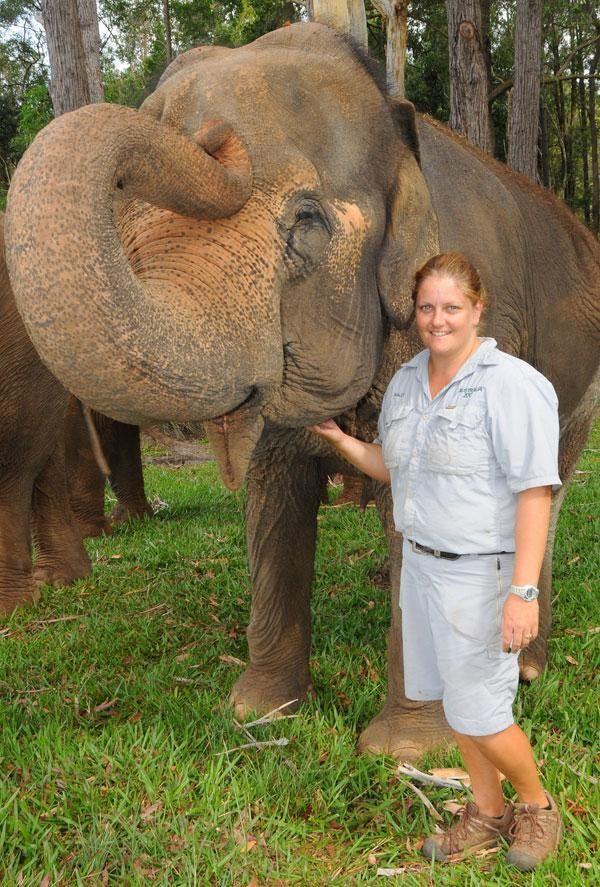 Australia Zoo - About Us - Zoo Crew - Africa
