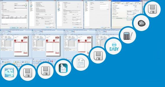 Busy Sale Invoice Format - Express Accounts and 81 more