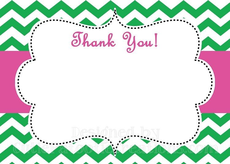 Thank You Card Template | Business Plan Template