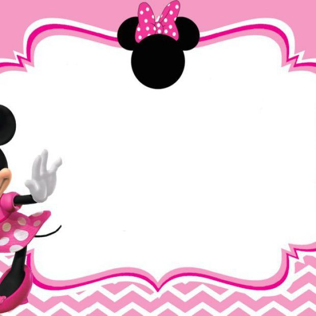 Minnie Mouse Birthday Invitation Templates Free | christmanista.com