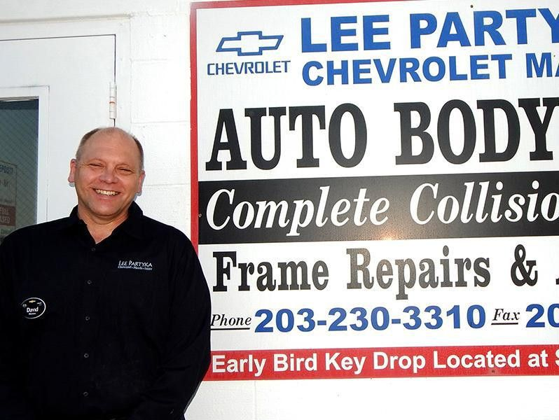 Lee Partyka Chevrolet is a Hamden Chevrolet dealer and a new car ...