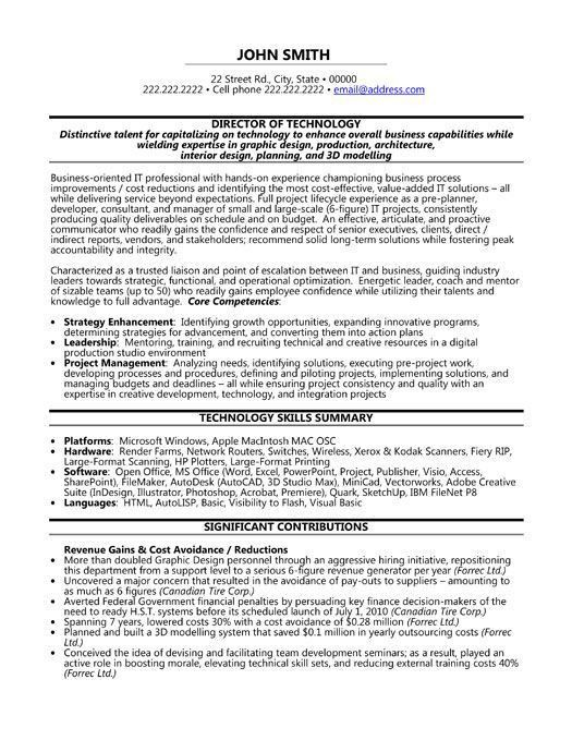 Executive Director Resume 2917 | Plgsa.org