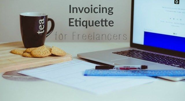 Invoicing Etiquette for Freelancers - Due
