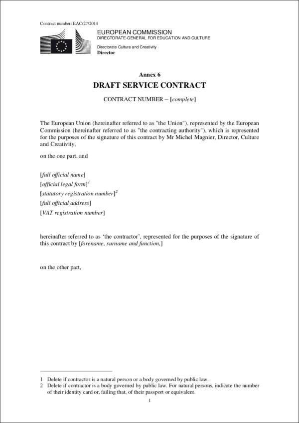 Knowing About Business Long Term Service Contracts. Turnkey ...