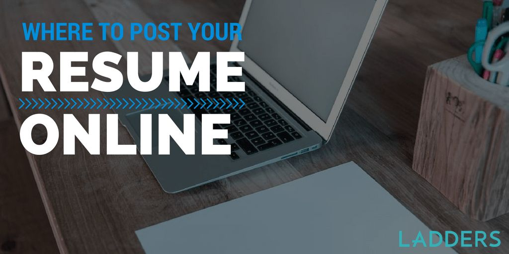 Where to Post Your Resume Online | Posting Resume Online Tips ...