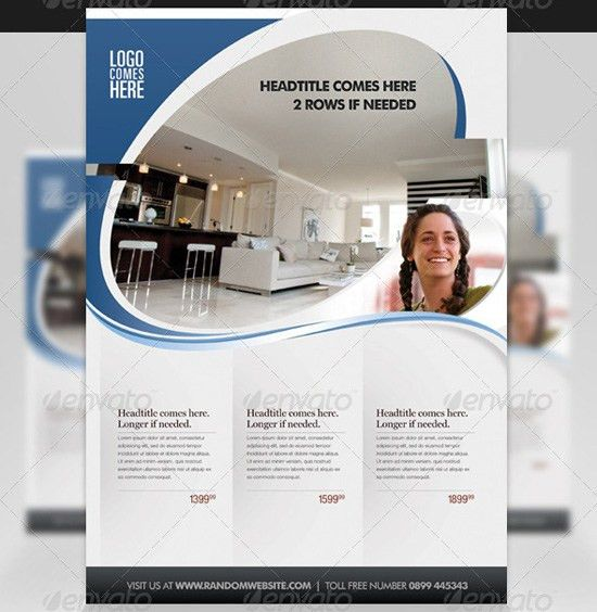 Business Flyer Templates | Modern Corporate Business Flyer | I ...