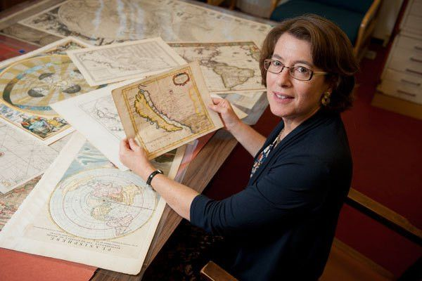 Largest private map collection of 'California as Island' comes to ...