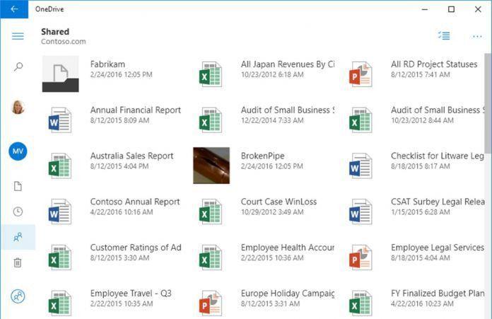 Microsoft Brings Windows 10 OneDrive App to Xbox One - WinBuzzer