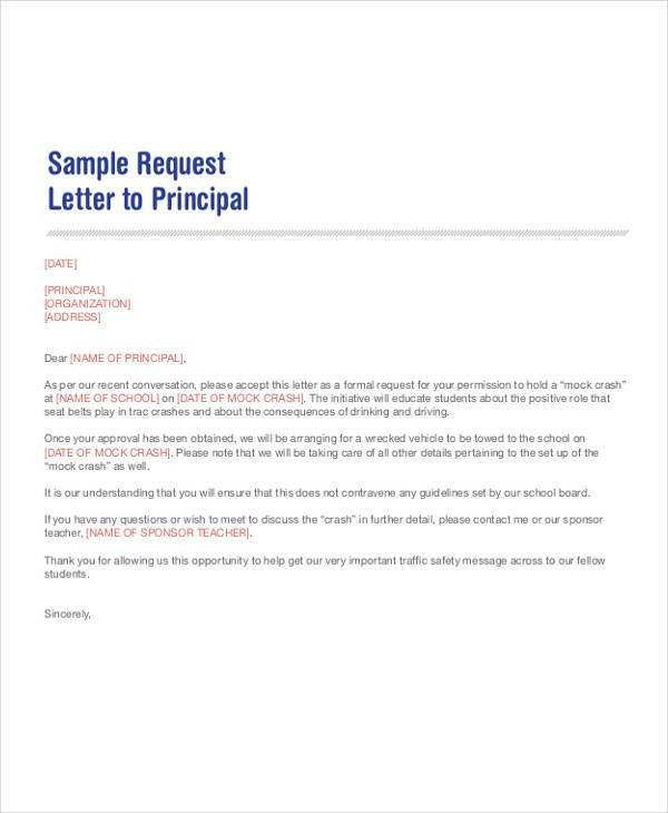 35+ Request Letter Samples | Free & Premium Templates