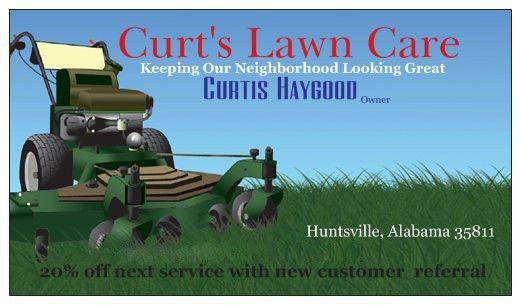 Curt's Lawn Care