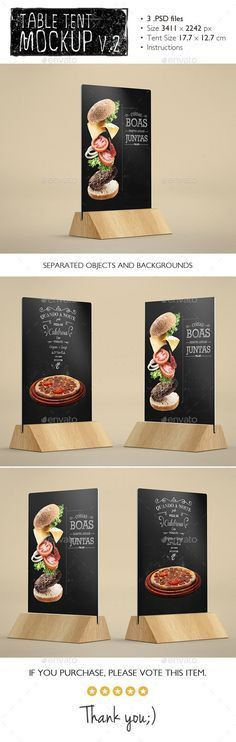 table tents template types by carrensoriano.deviantart.com on ...