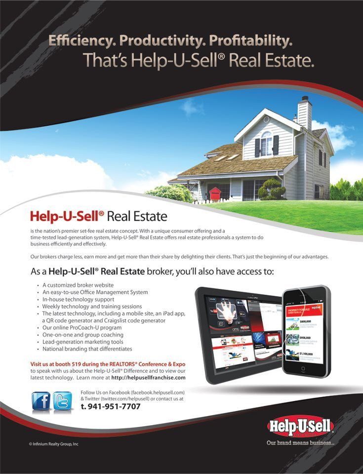 REALTOR Magazine Ad - The Set Fee Real Estate Blog