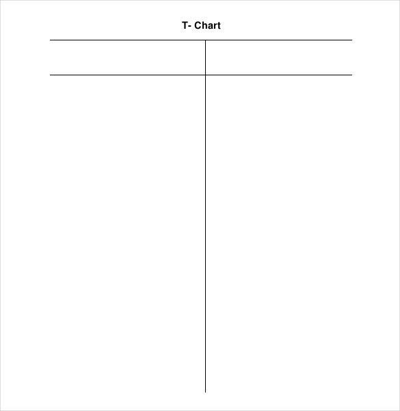 chart templates word