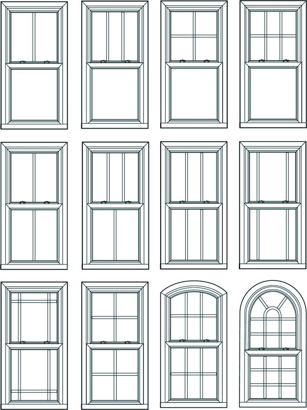 Styles Of Windows For Homes | luxurydreamhome.net