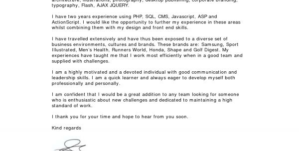architectural designer cover letter examples architectural ...