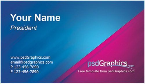 Modern Business Cards Templates | Business Card Templates