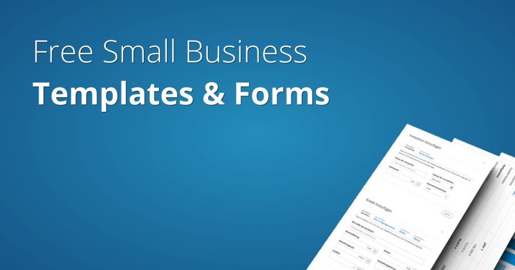Business Templates and Forms | Fundivo