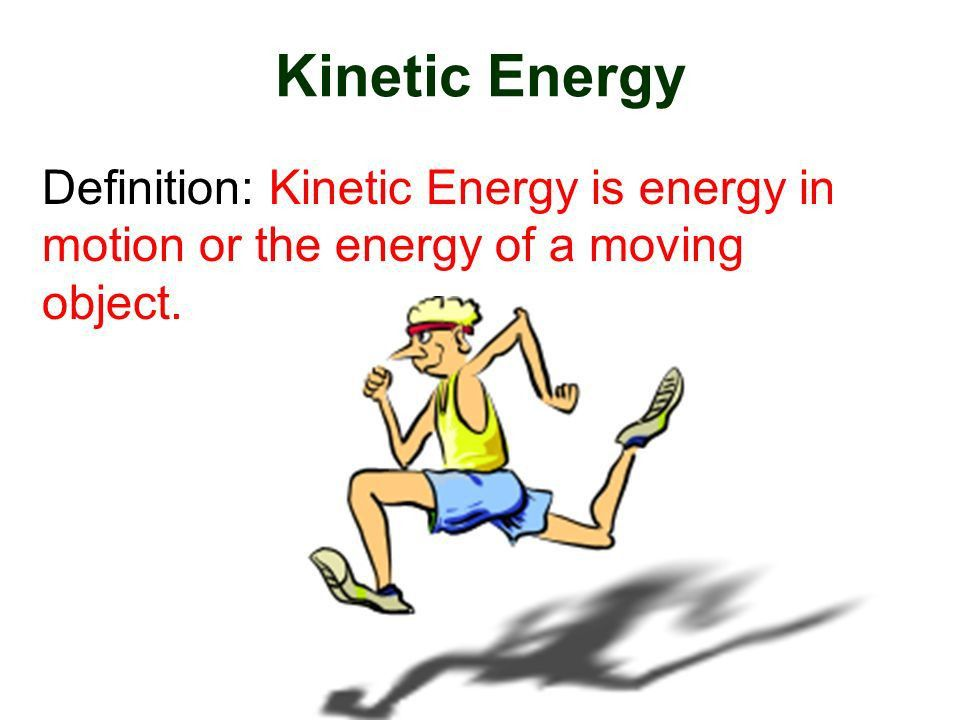 Kinetic and Potential Energy. Potential energy is that energy ...