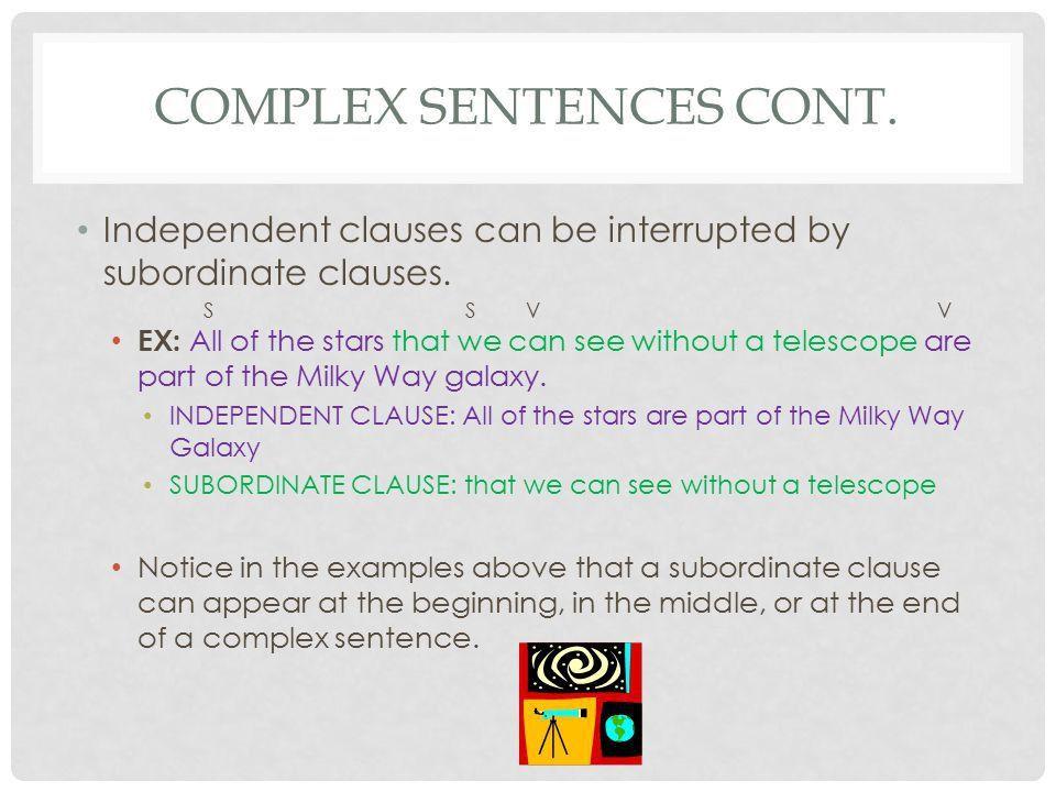 Simple, Compound, Complex, Compound-Complex Sentences - ppt video ...