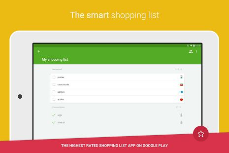 Grocery Shopping List - Listonic - Android Apps on Google Play