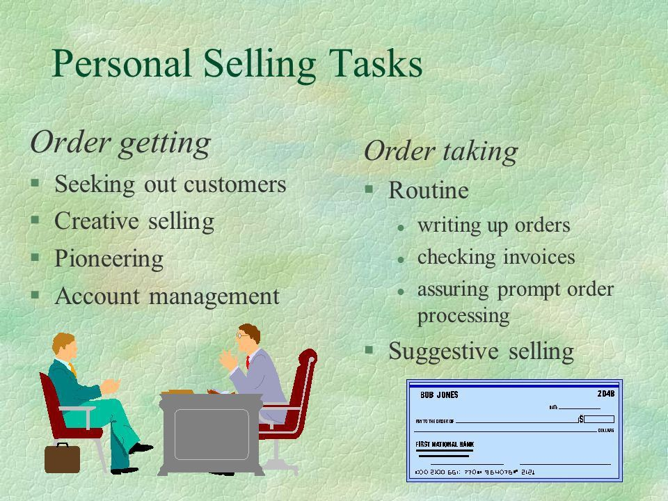Personal Selling & Sales Management Part 1 of 3. Objectives ...