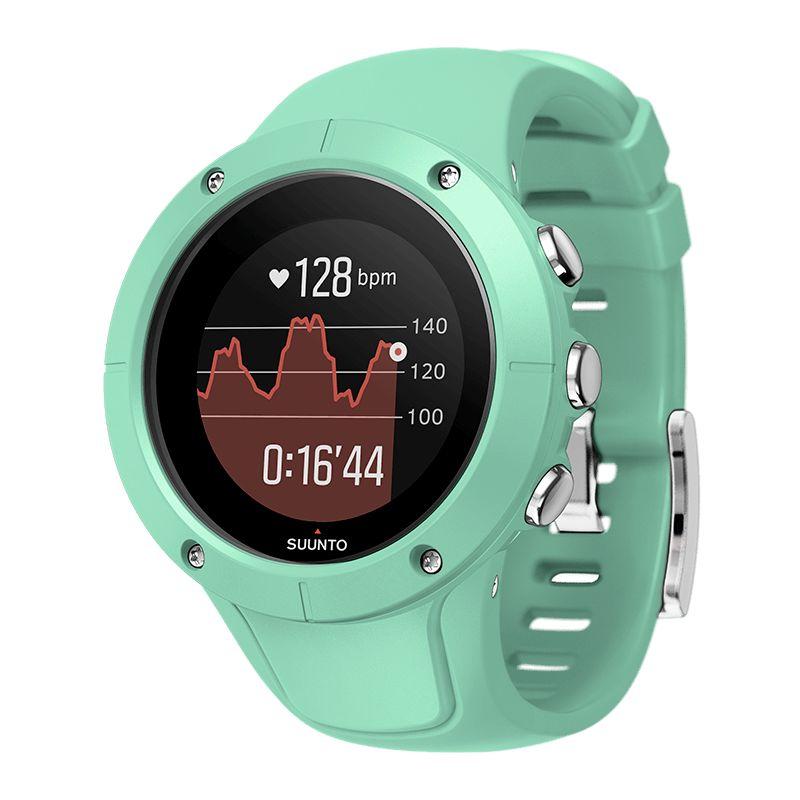 Suunto Spartan Trainer Wrist HR Ocean - GPS watch for training